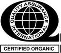 Quality Assurance International - Certified Organic label